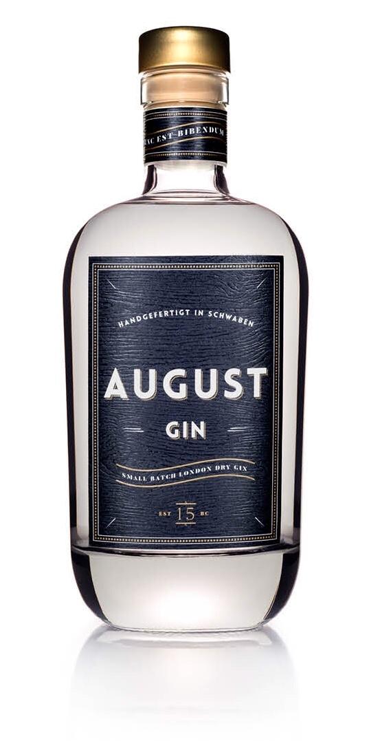 August-Gin